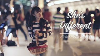 She's different   A Valentine's Day Short Film   EVALEE LIN