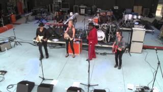 Mindi Abair & The Boneshakers - Cold Sweat (Live)