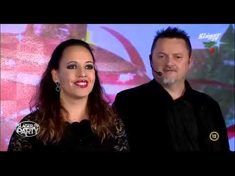 Dupla KáVé & Köteles Cindy - Minket Mindig Megtalálsz - Sláger TV Party - 2018 - Budapest, Symbol