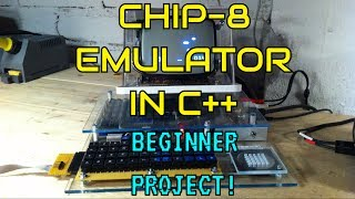 Creating a Chip8 interpreter/emulator in C++14