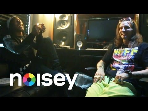 A$AP Rocky X Riff Raff - Back & Forth - Episode 19 Part 1/2