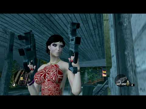 Sunny Leone In Pc Video Game!!! (sunny Leone Look-alike In Saints Row Iii) Explicit 18+ ᴴᴰ video