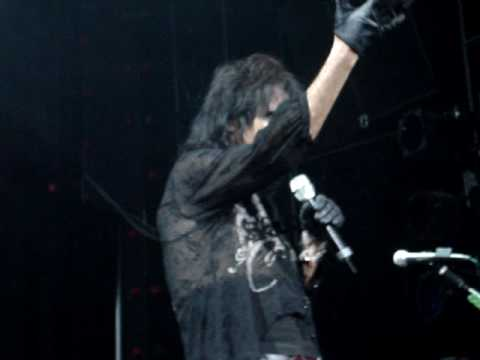 Alice Cooper - Woman Of Mass Distraction (22.11.2007)