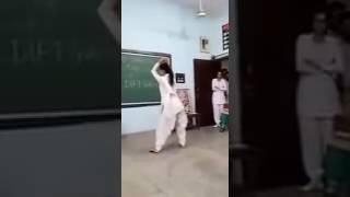 Desi girl haryanvi hot sexy dance on teachers day
