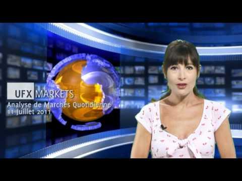 UFXMarkets-Analyse de Marchés-11-Jul-2011