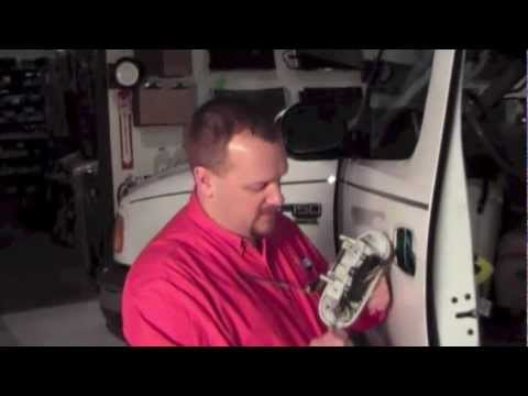 Door Lock Replacement (Late model Ford Trucks)