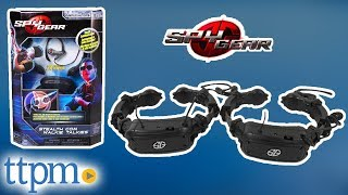 Spy Gear Stealth Com Walkie Talkies from Spin Master