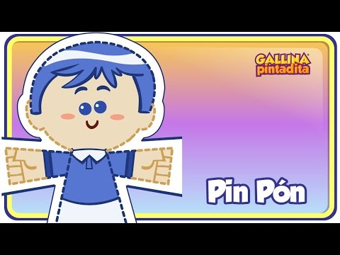 Pin PÓn - Gallina Pintadita Oficial - Canción Infantil video