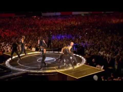 Madonna - Like a Prayer (Sticky and Sweet tour) HD DVD