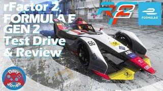 rFactor 2 | Formula E Gen 2 | Test Drive & Review