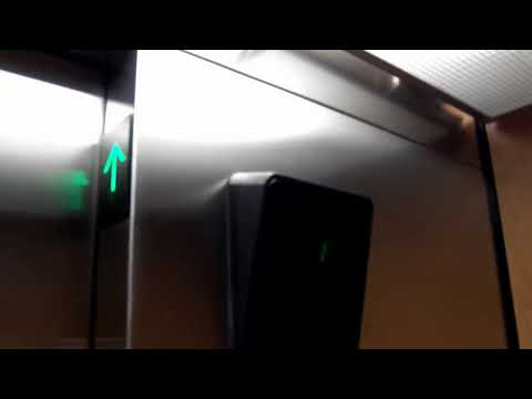 Otis Elevator and Photo Mini Tour of the Hampton Inn in Marion, NC