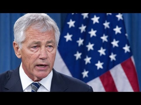 Egypt Protest 2013: Chuck Hagel Statement on the Egyptian Conflict