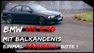 BMW M5 E39 Einzelstück! Will it drift??? 100-200 KM/H | Simon Motorsport | #642