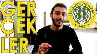İstanbul Üniversitesi Acı Gerçekler CAN