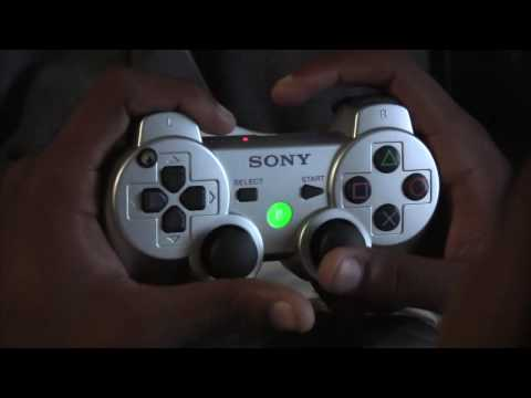 How to: PS3 Controller Mods