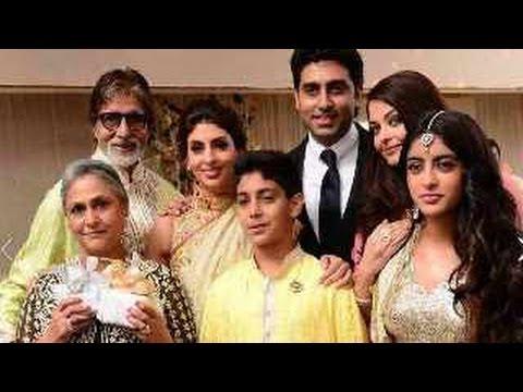 Amitabh Bachchan Amp Family At Close Friend S Wedding Youtube