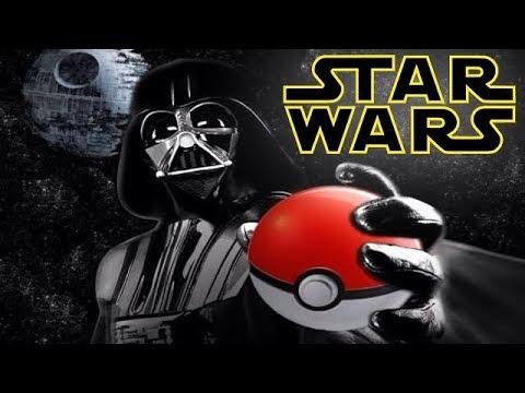 FULL STAR WARS POKEMON TEAM!