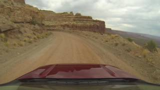 Moki Dugway, Utah Route 261, 22 August 2016