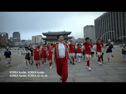 Psy - Korea M v video
