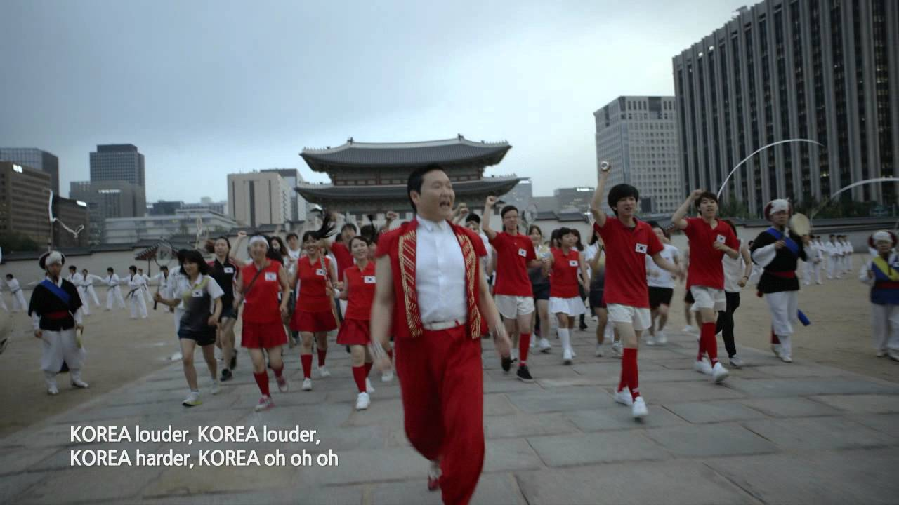 psy korea zippy