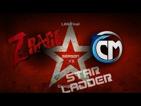SLTV StarSeries S6 Day 6  zRage vs TCM