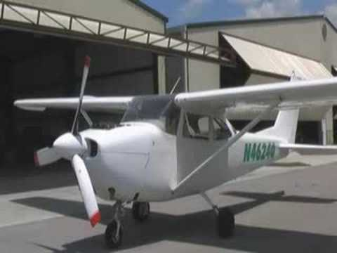 400 HP Corvette V8 Engine in a Cessna 172 - experimental