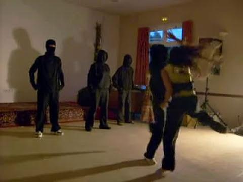 Baile contra las drogas - Taller de danza