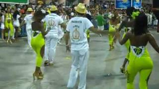 DANCING FEVER of SAMBA DANCERS: Passistas Section