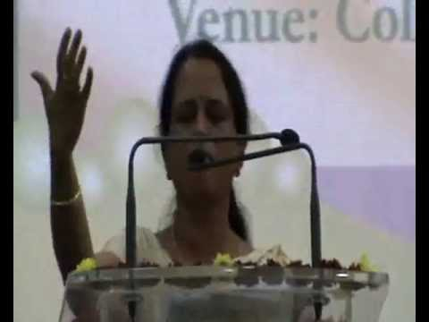 Bapuji  Hi Tech College -annual Day.  Speech By Dr Shashikala Krishnamurthy