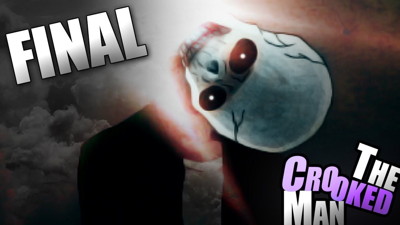 Ending Man Game The Crooked Man Game a