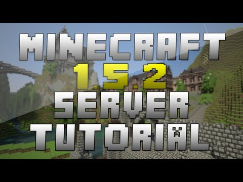 How To Make A Minecraft Multiplayer Server 1.7.9 (Tutorial) + Port Forwarding