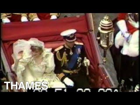 Royal Wedding - Princess Diana - Thames Television - 1981