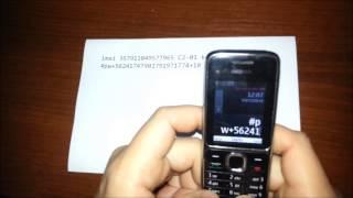 Simlock Nokia C2-01 z orange Polska