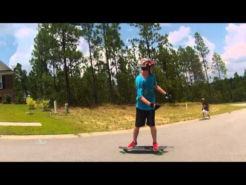 Longboarding: OverHeat