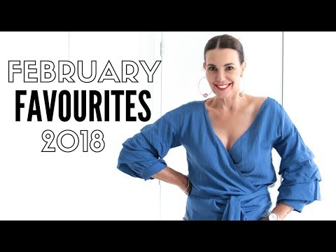 February 2018 Favorites | Fashion, Beauty & More