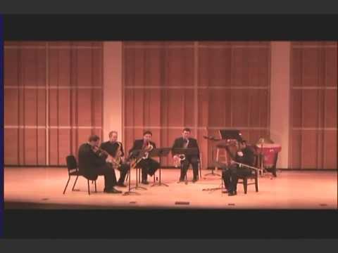 Wang Guowei - Songs for Huqin and Saxophone Quartet (1)