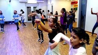 Simmba Aala Re Aala Tanishk Bagchi Dev Negi Goldi I Workshop Choreographed By Prathamesh Parab