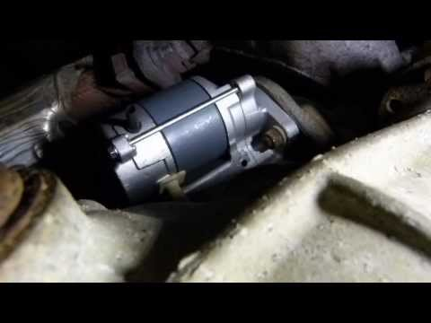 2001 Dodge Dakota Starter Replacement / Battery / Alternator Load Test / Starter Troubleshoot