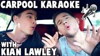 Download Lagu CARPOOL KARAOKE w/ KIAN LAWLEY Gratis STAFABAND