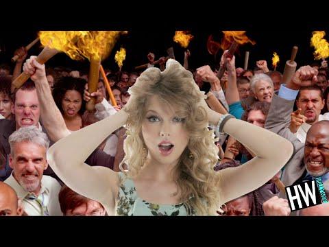 "Wtf! Hating On Taylor Swift's ""boyfriend Problem"" video"