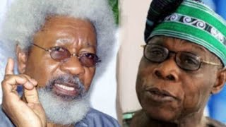 UNBELIEVABLE!!! HEAR WHAT MACBAN WANTS BUHARI TO DO TO WOLE SOYINKA AND OSINBAJO