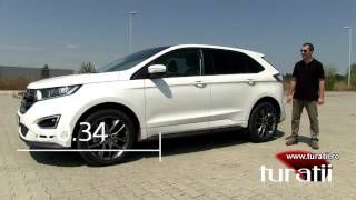 Ford Edge 2.0l TDCi PS AWD SPORT explicit video 1 of 4