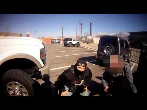 (WARNING GRAPHIC VIOLENCE) Albuquerque Police Release Video of Cop Shooting Fellow Cop More Video