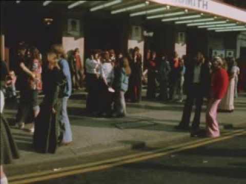 Ziggy Stardust Opening/Backstage