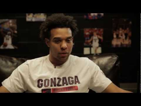 2012-2013 Gonzaga Men's Basketball Senior Video