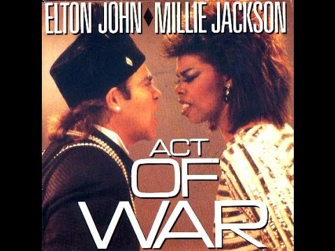 Elton John - Act of War