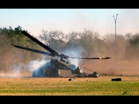 EXTREME HELICOPTER CRASH FROM 2012 LEAKED US MILITARY FOOTAGE