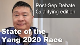 Yang 2020 State of the Race: Polls, Social Media, Search, Gambling Odds