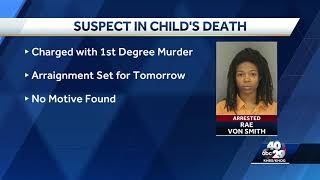 Fort Smith woman charged with murder in stepson's death