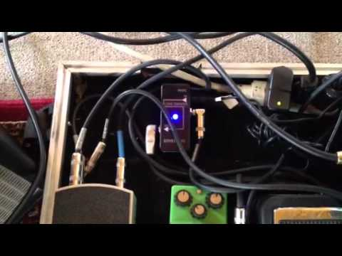 Kelly Richey's Guitar Rig -- Re-Wiring The Beast